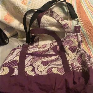 Thirty-0ne never night bag